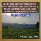 Kavling Siap Bangun Sendangmulyo (15430533) di Kota Semarang
