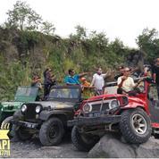 Sunrise Jeep Lava Tour Merapi Jogja (15432553) di Kota Yogyakarta