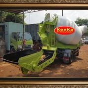 Karoseri Truck Dan Mobil Mixer Isuzu Maluku