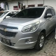 Spin Ltz 1.5 Matic 2013 Silver Met (15461089) di Kota Bekasi