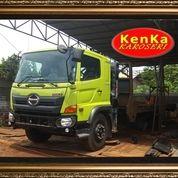 Karoseri Truck Dan Mobil Selfloader Mitsubishi Palangkaraya (15477065) di Kota Bekasi