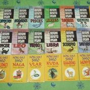 Zodiac (12) n Shio (12) Complete