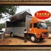 Karoseri Truck Dan Mobil Wingbox Mitsubishi Bogor