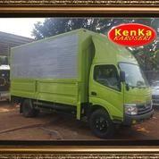 Karoseri Truck Dan Mobil Wingbox Mitsubishi Bandung