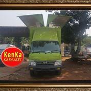 Karoseri Truck Dan Mobil Wingbox Mitsubishi Surabaya