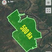 LAHAN ZONA PERUMAHAN 500 HA - MUARAGEMBONG BEKASI (15518573) di Kab. Bekasi
