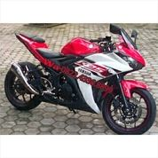 Knalpot Racing R25 Full System 700