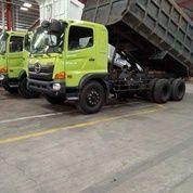 Hino FM 260 JD Dump Truck Ready Stock (15571205) di Kota Jakarta Utara