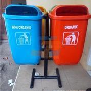 Tempat Sampah 2 In 1 Pilah Fiber (15571685) di Kota Bekasi