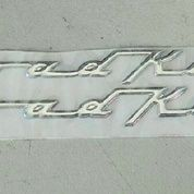 Emblem Motor Harley Roadking.145x20