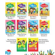 Buku Paket TK A Dan TK B Semester 1 (15580741) di Kota Surakarta