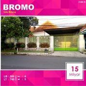 Rumah Klasik Luas 749 Di Bromo Kawasan IJEN Kota Malang _ 309.18 (15590965) di Kota Malang