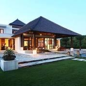 Villa FULL FURNISH View Bandara DiKawasan Jimbaran Garden LUAS