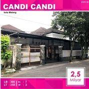 Rumah Bagus Luas 256 Di ABM Borobudur Suhat Kota Malang _ 311.18 (15593429) di Kota Malang