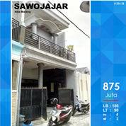 Rumah 2 Lantai Luas 90 Di Sawojajar 1 Kota Malang _ 314.18 (15598093) di Kota Malang