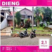 Rumah Furnished Luas 196 Di Lembah Dieng Kota Malang _ 315.18 (15598477) di Kota Malang