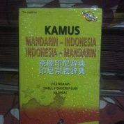 Kamus Mandarin Indonesia Indonesia Mandarin Besar (15600157) di Kota Bekasi