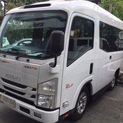 Isuzu NLR 55 BX Microbus 16 Kursi Estate Ac Ducting M10