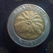 Uang(Koin) Rp.1000 Thn 93 (15644973) di Kab. Kampar
