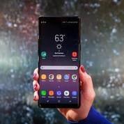 Samsung Galaxy Note 8 - Midnight Black 64gb (15656753) di Kota Semarang
