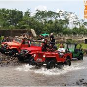 Wisata Kaliadem Jeep Merapi Adventure Jogja (15668241) di Kab. Sleman