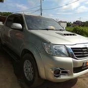 Hilux Vigo G 2.5 Manual 4x4 Double Cabin 2011 Akhir #Fortuner #Strada #Triton #Ranger (15677841) di Kota Palembang