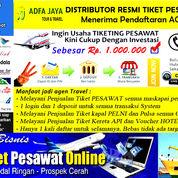 Peluang Bisnis Agent Tiket Pesawat Online (15682865) di Kab. Raja Ampat
