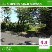 Tanah Luas 425 Di Panji Suroso Arjosari Kota Malang _ 339.18 (15684553) di Kota Malang