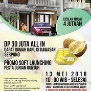Rumah Termurah Di Serpong Deket Jakarta