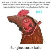 Bungkus Cucuk Kulit Sapi (15736581) di Kota Jakarta Barat