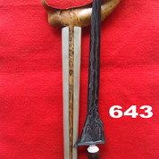 Keris Kebo Lajer Wengkon Isen Tuban Pajajaran Kode 643 (15757929) di Kab. Sragen