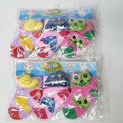 Kaos Kaki Bayi Boneka Kaos Kaki Anak 0-8 Bulan Baby Socks