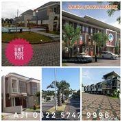 Safira Juanda Resort Type Scarlet 2 Lantai .. Desain Cantik Cocok Buat Kluarga Anda