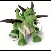 Nici Green Dinousaur Dragon
