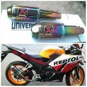 Knalpot Racing Cbr 150 - 250, Ninja 250, R25 Slip On (15832629) di Kota Bekasi
