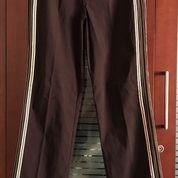 Celana Coklat Stripes Stylish (15842053) di Kota Jakarta Selatan