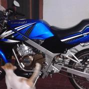 Kawasaki Ninja R Biru Thn 2014 Bisa Kreedit (15849605) di Kota Tangerang