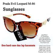 Kacamata Wanita Sunglasses Prd Evil Leopard (15850061) di Kota Jakarta Timur