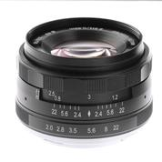 Lensa Meike 50mm F2.0 For Mirrorless FUJIFILM X Mount Series (15851973) di Kota Surabaya