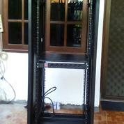 Promo Bulan Ini Rack Server Close Rack 32U Depth 800mm Haganerack (15872773) di Kota Surabaya
