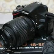 Nikon D5100 Lengkap (15906041) di Kota Yogyakarta