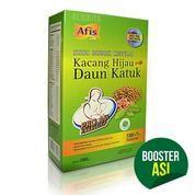 AFIS Sari Bubuk Kedelai+ Kacang Hijau, Pelancar ASI, Minuman Herbal