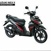 New Nex II Standar&Elegan Standar& Cross Standar