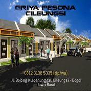 GRIYA PESONA CILEUNGSI Rumah Murah Berkualitas Terjangkau Dari Cibubur Jakarta Timur (15921449) di Cileungsi