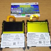 Battery Sony Xperia Z1 Terjamin Original 100% (15940525) di Kab. Bantul