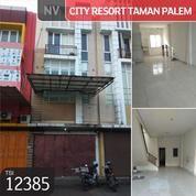 Ruko City Resort Taman Palem Jakarta Barat, 4,5x15m, 3 Lt, HGB (15944777) di Kota Jakarta Barat