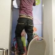 Jasa Pemasangan Stiker Backwall - Wallpaper - Dll (15954753) di Kota Tangerang