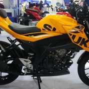 New Suzuki Gsx S 150 Keyless New Fitur
