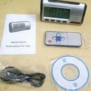 kamera Spycam Jam meja digital ada remote