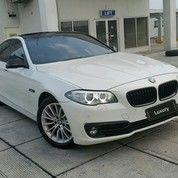 BMW 528i F10 Facelift / 2.0 T Luxury / 2015 Putih (15983441) di Kota Jakarta Selatan
